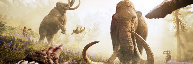 New Far Cry Primal trailer is a five minute summary