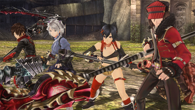 Double Dose of God Eater Coming Summer 2016