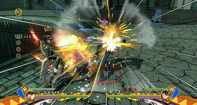 New JoJo Game Announced By Bandai Namco