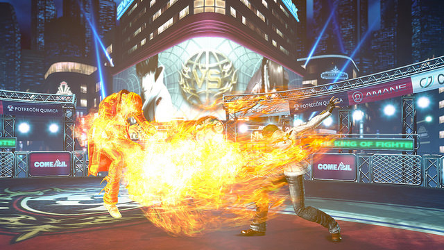 SNK Playmore Reveals New King Of Fighters XIV Details