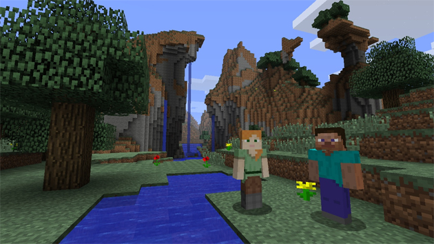 Minecraft Heading To The Wii U This Month
