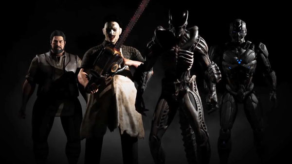 New Characters Revealed For Mortal Kombat X