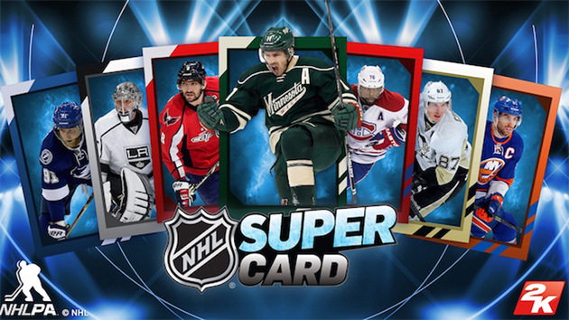 New NHL Supercard Trailer