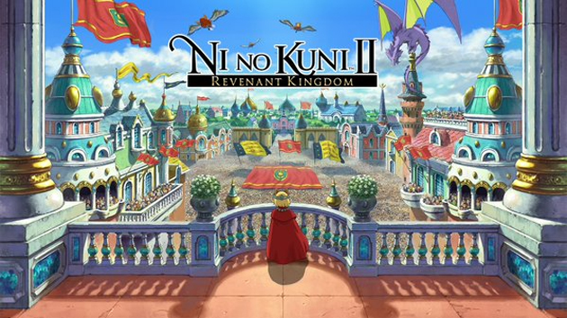 Ni No Kuni II Announced