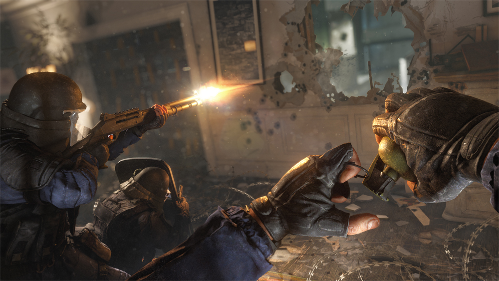 Review: Tom Clancy's Rainbow Six Siege