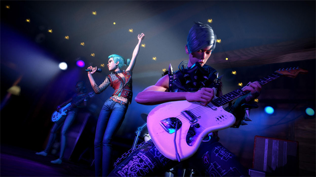 New Track Available For Rock Band 4