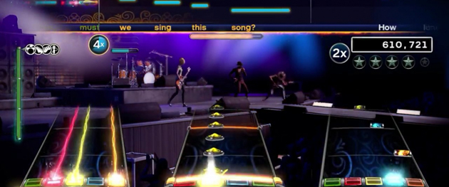 New U2 Tracks Now Available For Rock Band 4