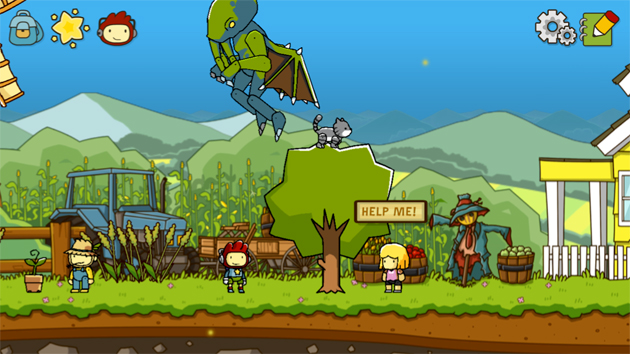 Scribblenauts Unlimited Now Available For Mobile Devices