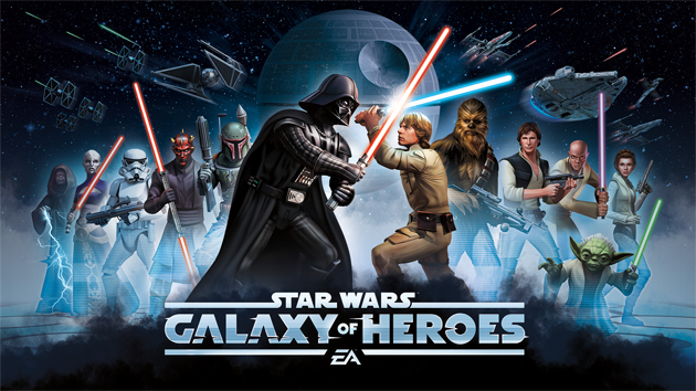 Force Awakens Characters Now Available For Star Wars: Galaxy Of Heroes