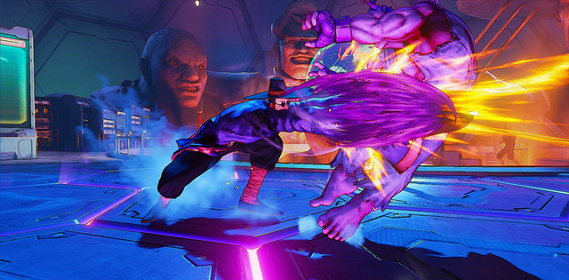 New Street Fighter V Details Straight Out Of PSX 2015