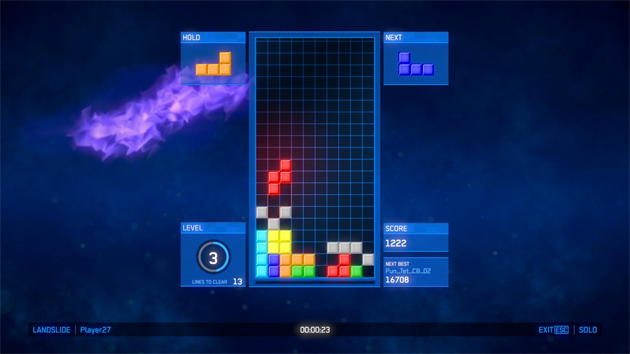 Tetris Ultimate Now Available On Steam