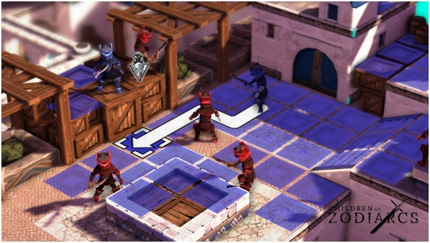 Square Enix Collective Backs Children Of Zodiarcs