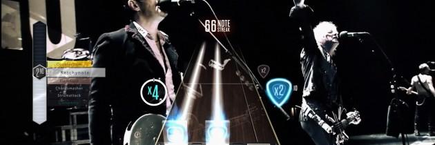 Def Leppard Debuts New Video Through Guitar Hero Live