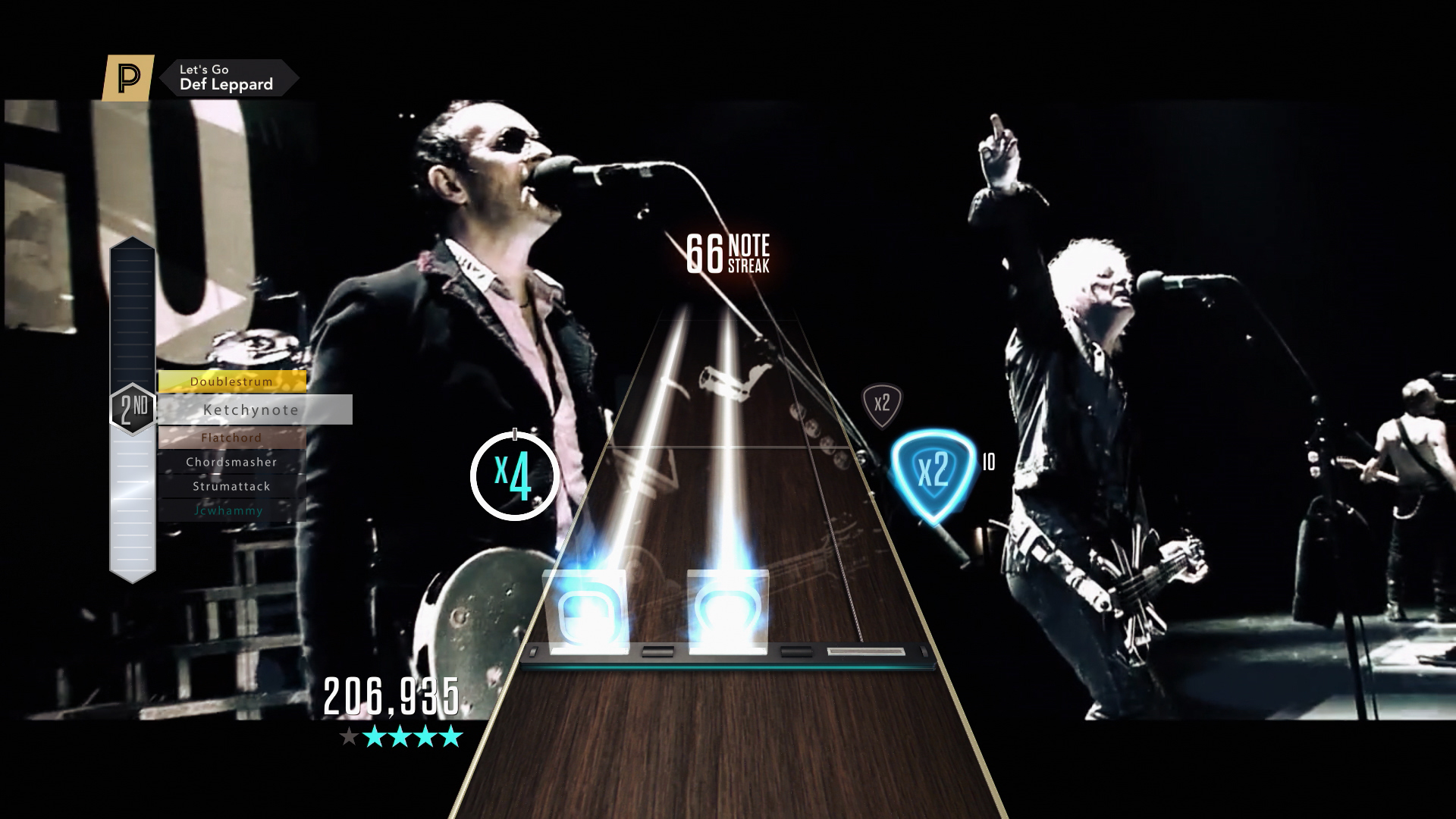 Def Leppard Debuts New Video Through Guitar Hero Live