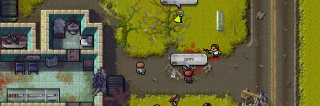 The Escapists The Walking Dead Sneaks To PS4 Next Month