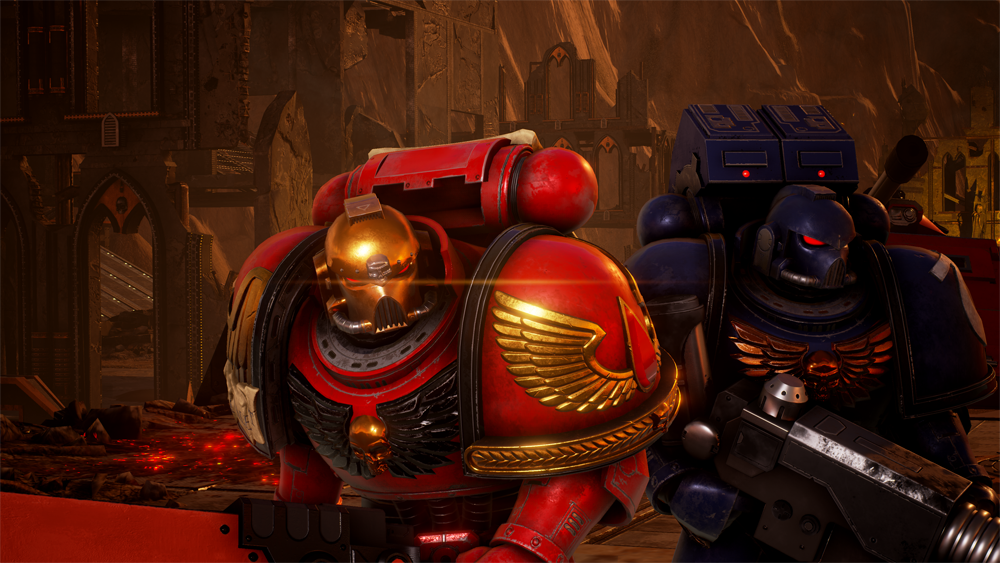 Warhammer 40,000: Eternal Crusade Coming To Consoles