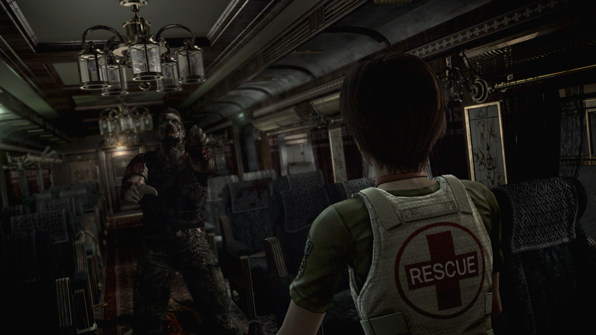 Resident Evil 0 HD Ready To Spook Players