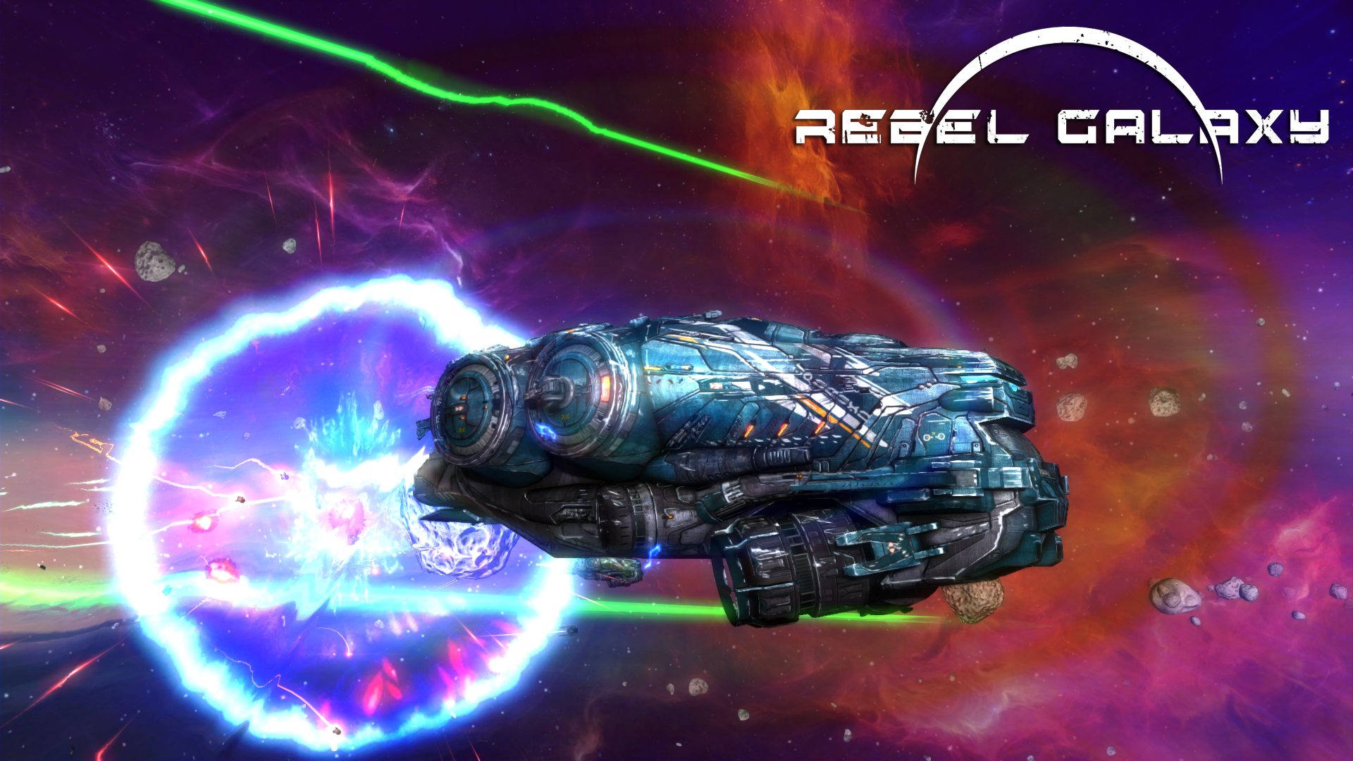 Rebel Galaxy Out Now On Xbox One; Later This Week For PS4