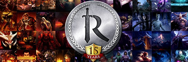 Happy 15th Birthday, RuneScape!