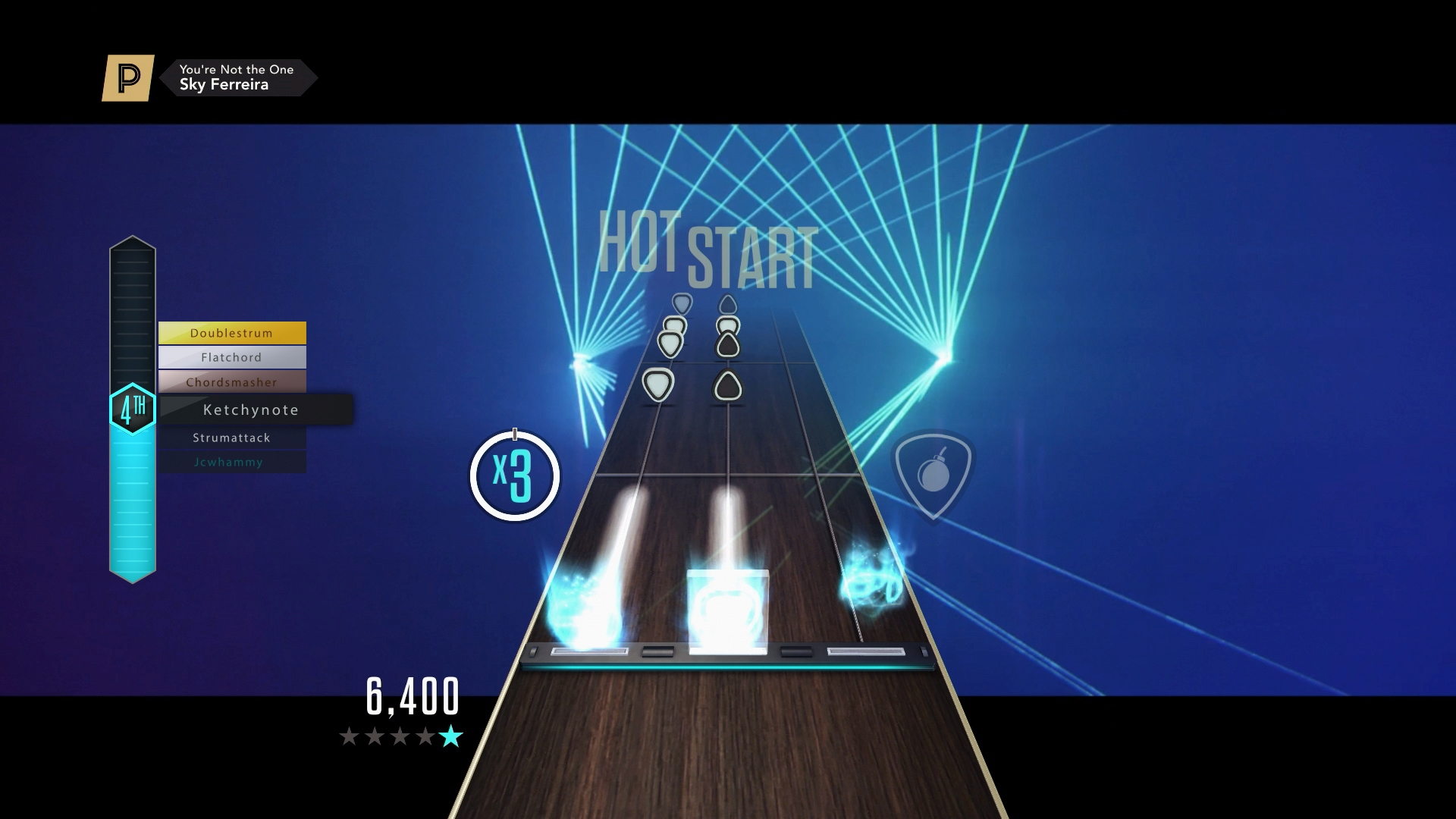 Handful Of Pop Tracks Hitting Guitar Hero Live