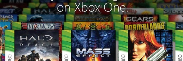 Ten More Backwards Compatible Games for the Xbox One