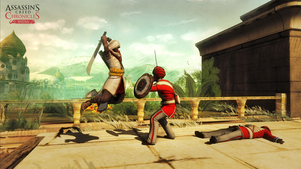 Assassin's Creed Chronicles India Now Available