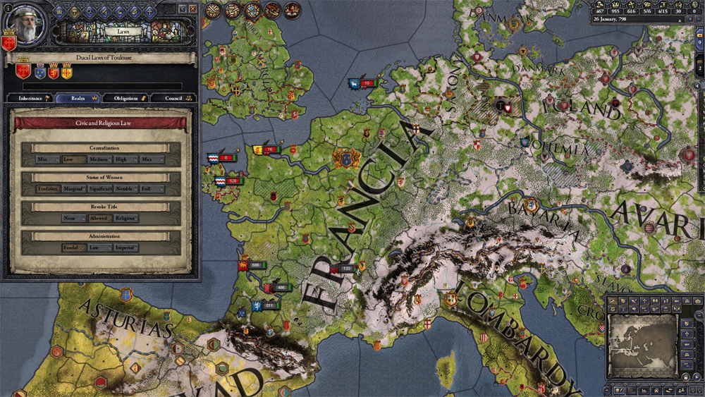 New Crusader Kings II Expansion Announced For Early 2016