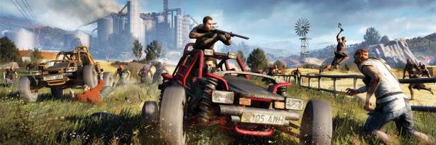 Improved Be The Zombie Mode Debuts In Dying Light