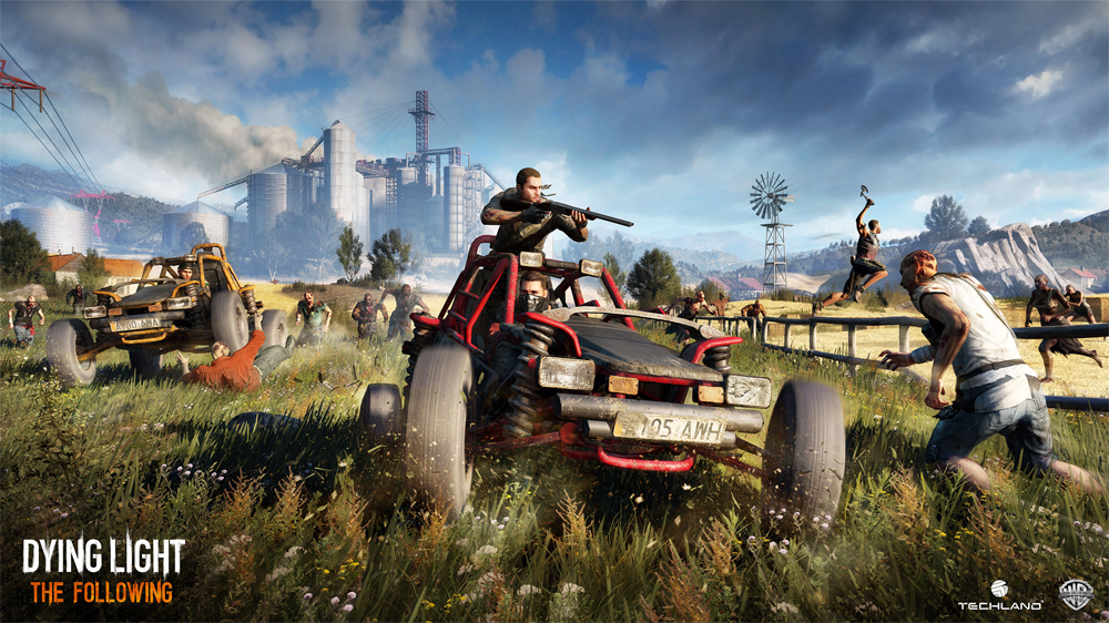 Reminder: Dying Light The Following Enhanced Edition Releases Next Week