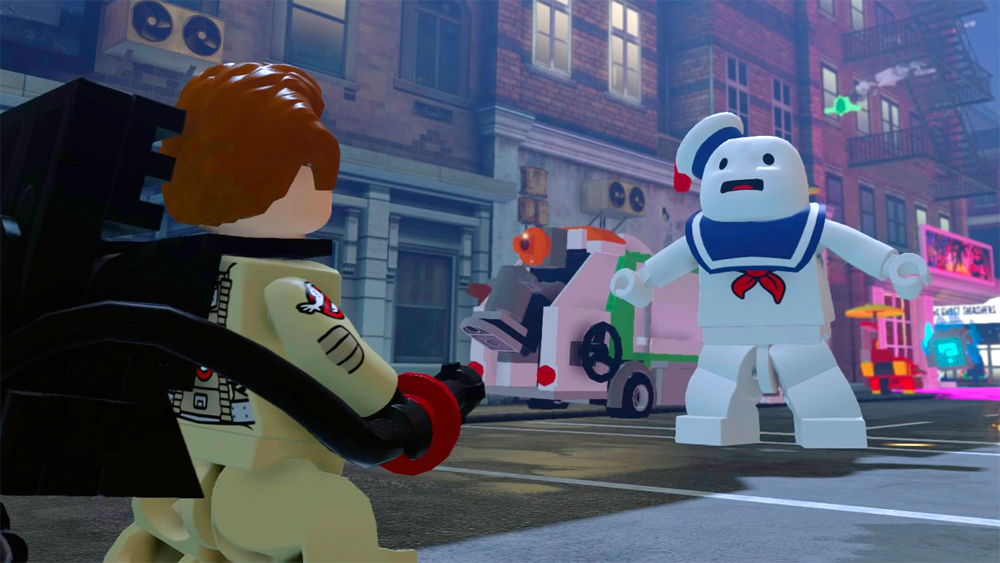 Ghostbusters Make Their Debut In Lego Dimensions