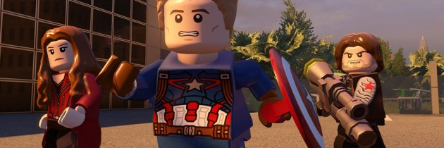 I Went Hands On With the New Lego Marvel's Avengers Game
