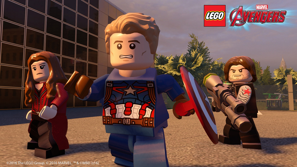 Playstation Exclusive Content Coming For LEGO Marvel's Avengers