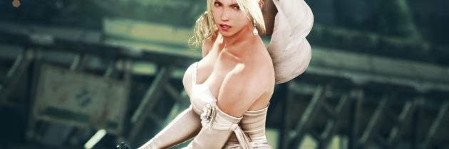Nina Joins The Tekken 7 Fated Retribution Roster