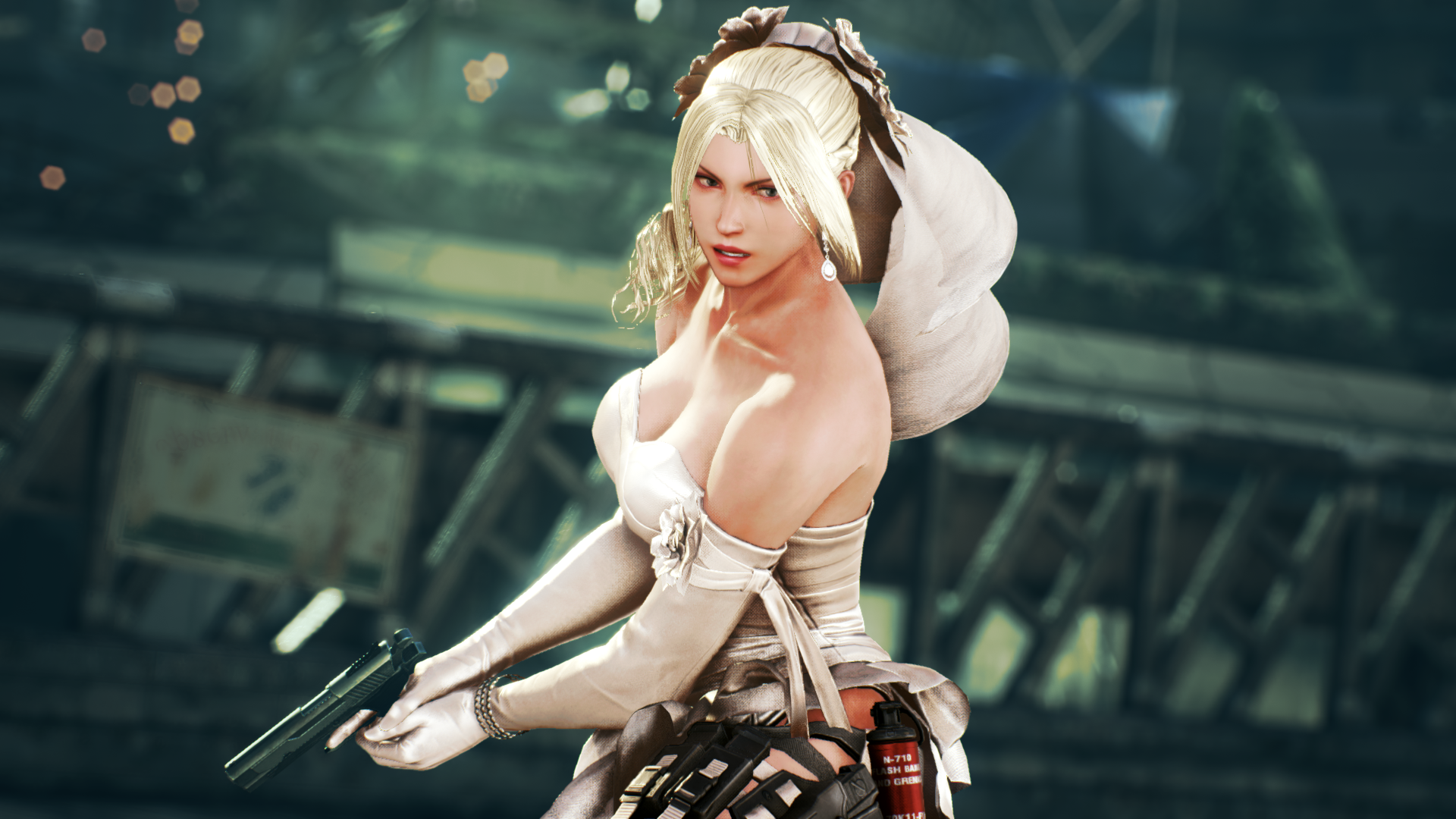 Nina Joins The Tekken 7 Fated Retribution Roster