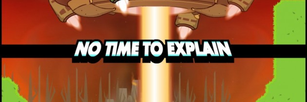 Review – No Time To Explain