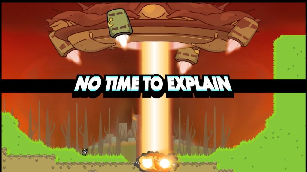 Review – No Time To Explain