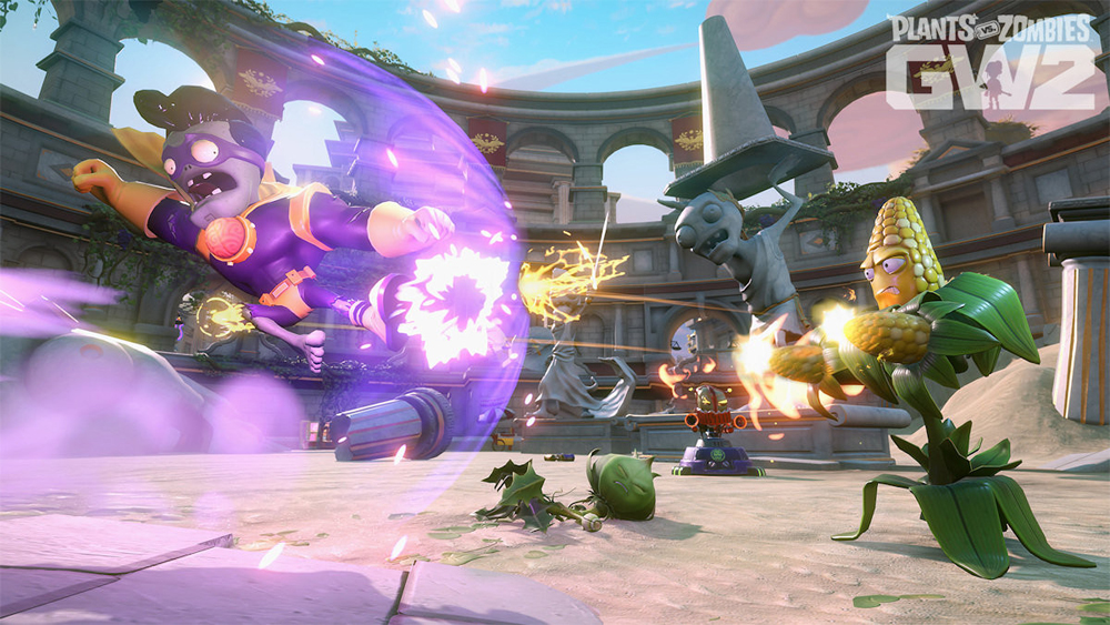 Plants vs. Zombies Garden Warfare 2 Beta Coming Next Week