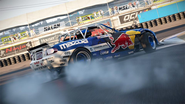 New Project CARS Content Released