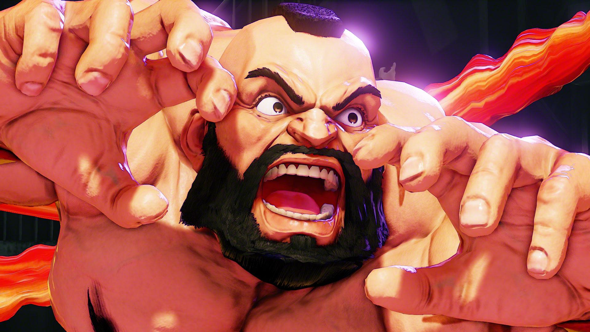 New Trailer for Street Fighter V Game Modes