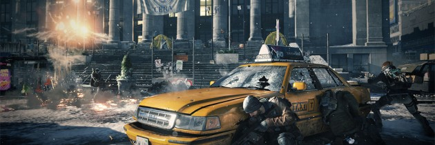Here's What's New in The Division's Latest Update