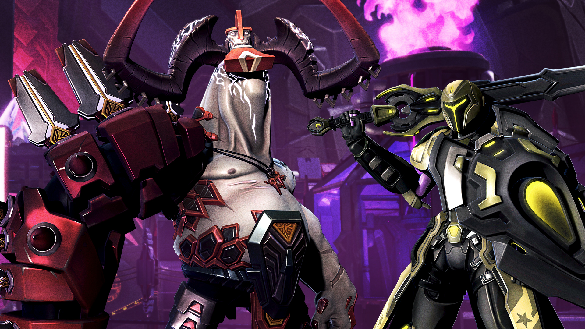 New Battleborn Characters Announced