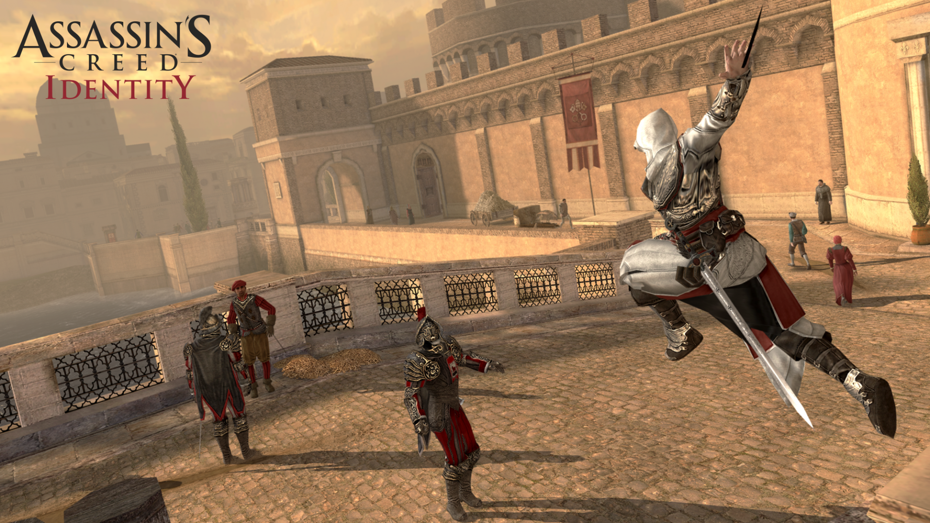 New Assassin's Creed Game Announced For iOS Devices