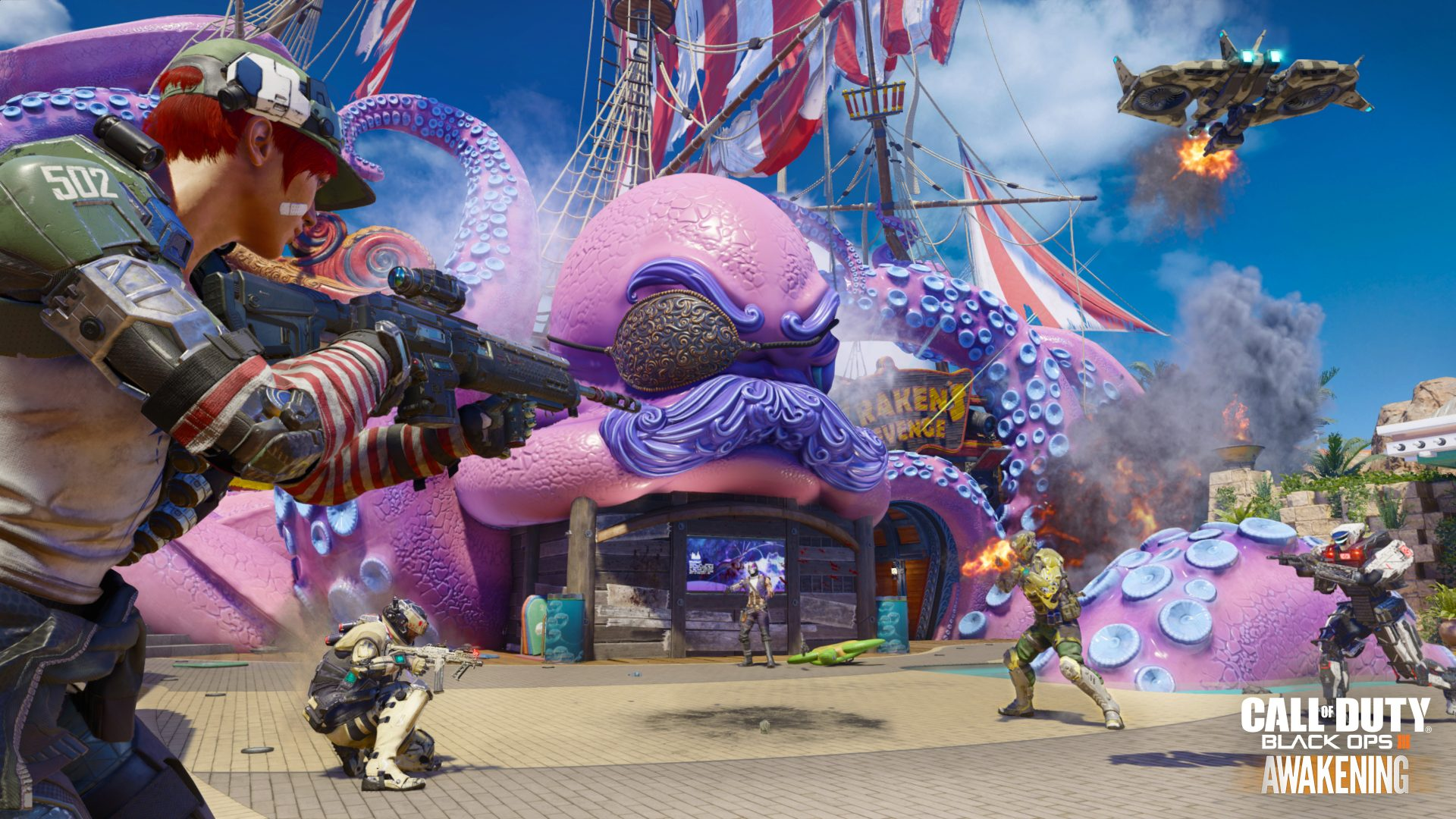 Black Ops 3's First DLC Arrives On PC And Xbox One Next Month