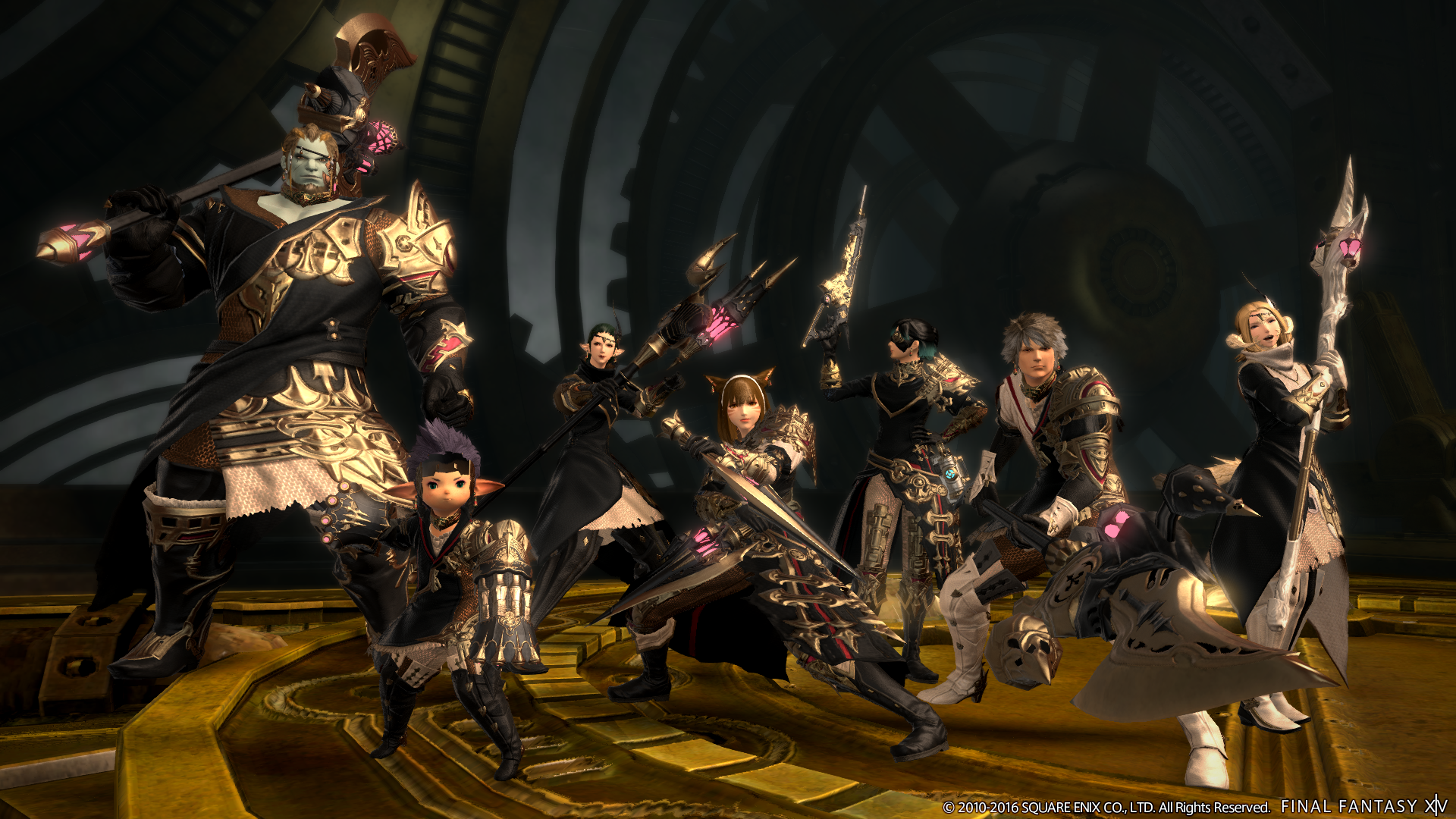 New Final Fantasy XIV Patch Adds Helpful Goodies for Novices and More