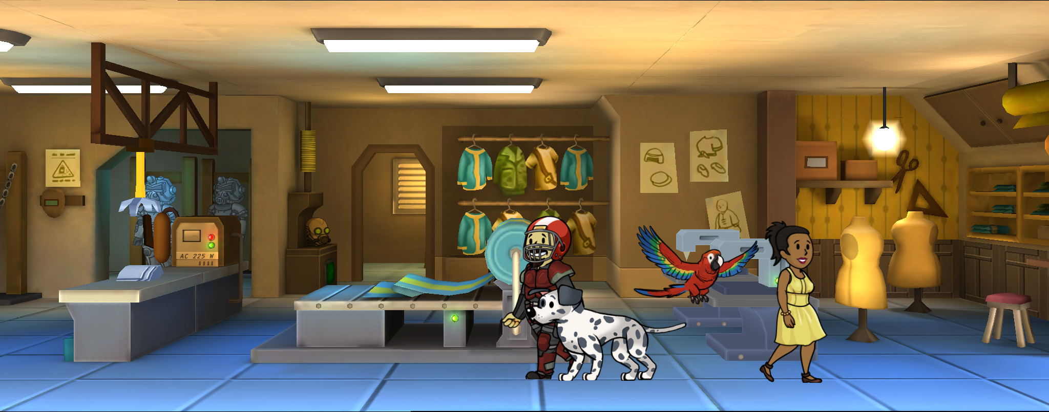 Upcoming Fallout Shelter Update Detailed