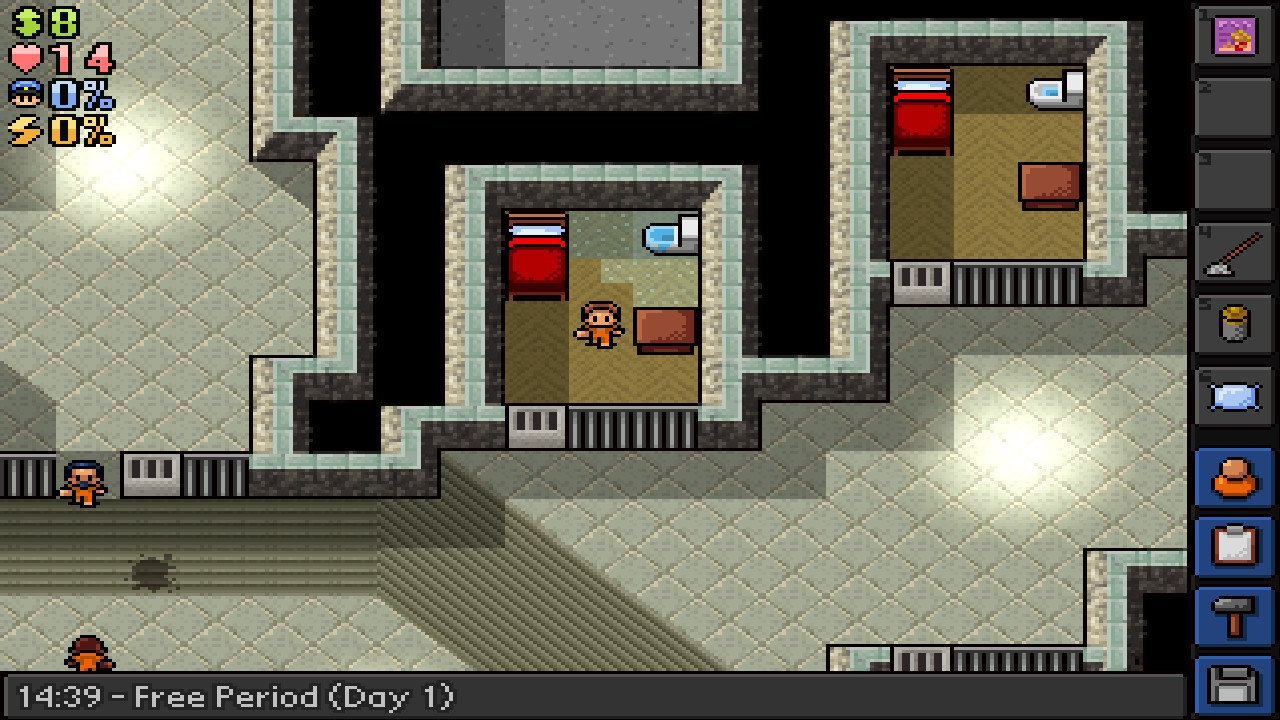 Free Map Incoming For The Escapists