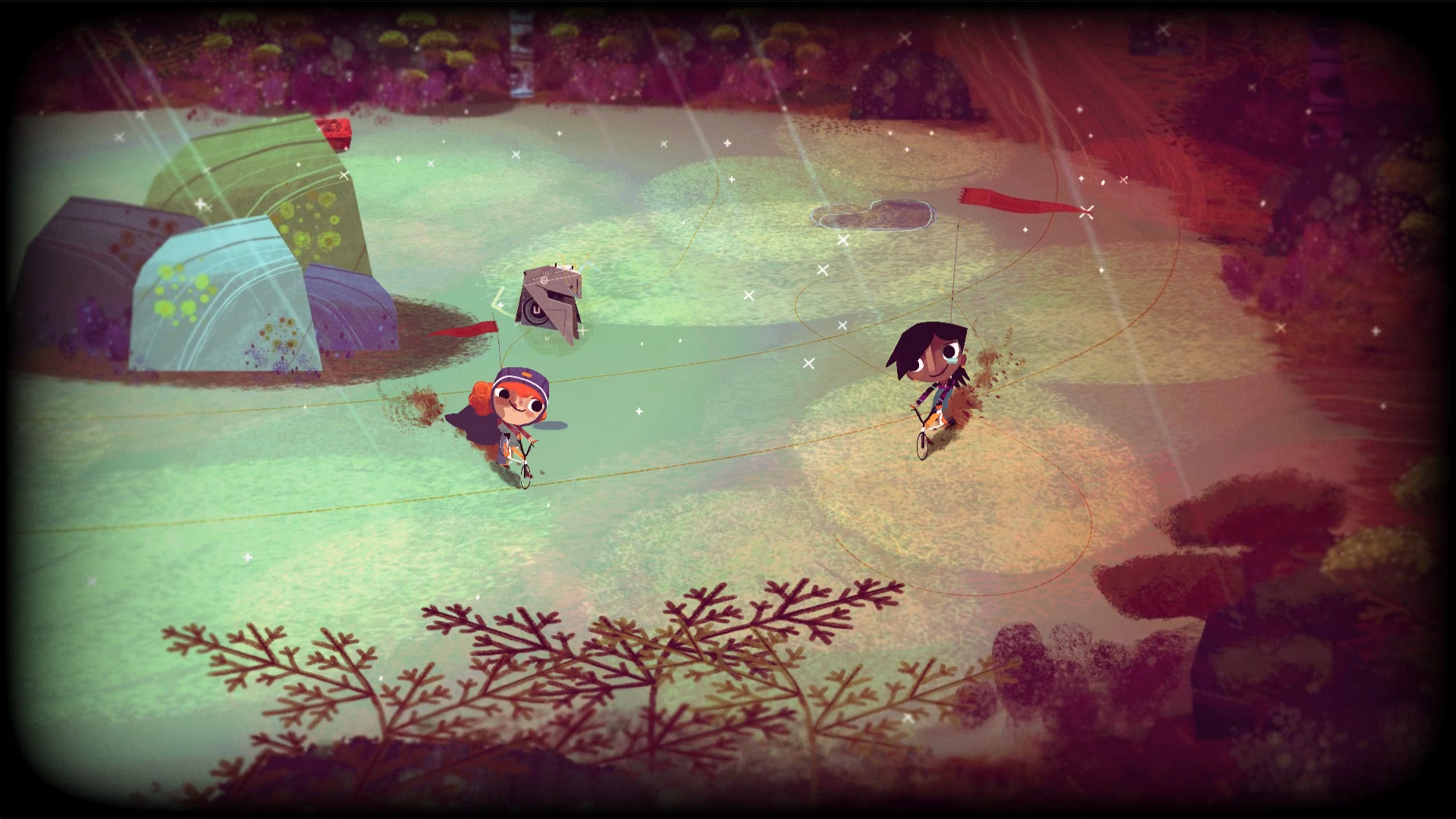 Knights and Bikes Revealed; Kickstarter Campaign Now Live