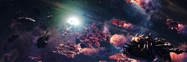 New Battlefleet Gothic: Armada Trailer