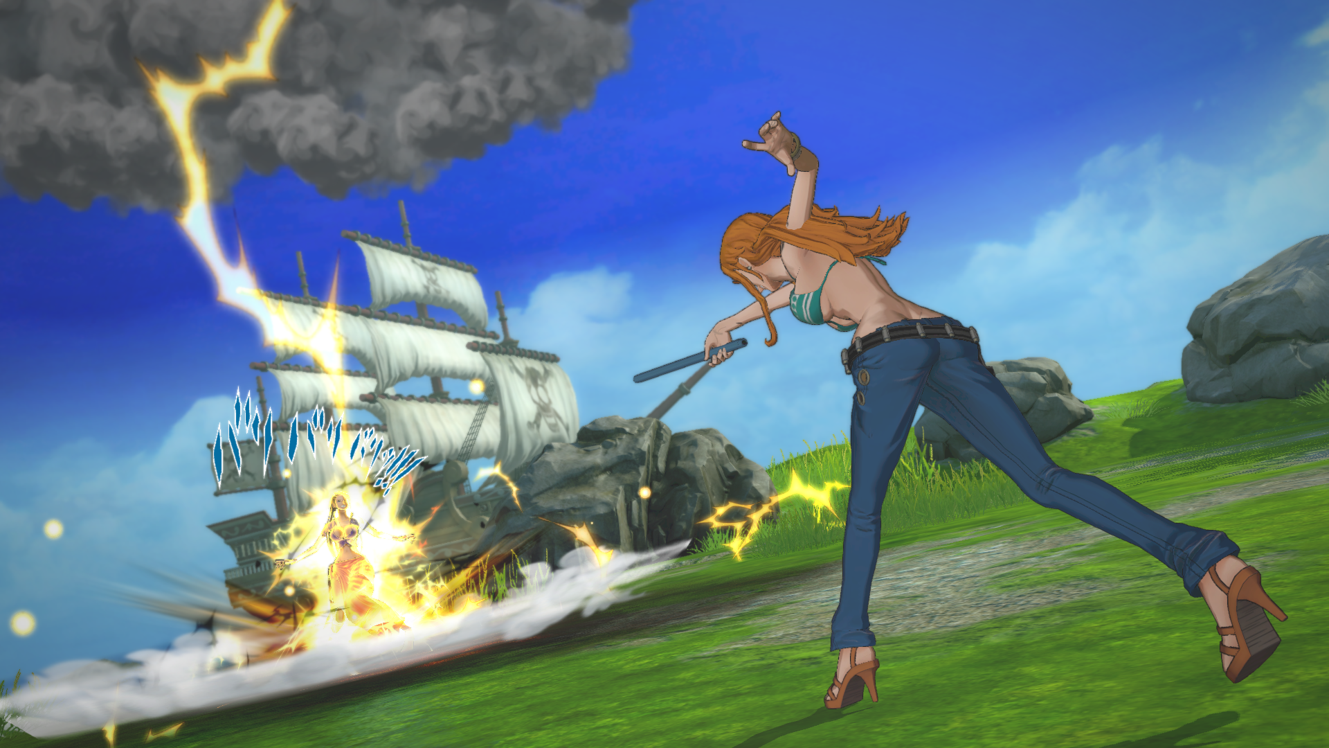 Bandai Namco Announces The Release Date For One Piece: Burning Blood