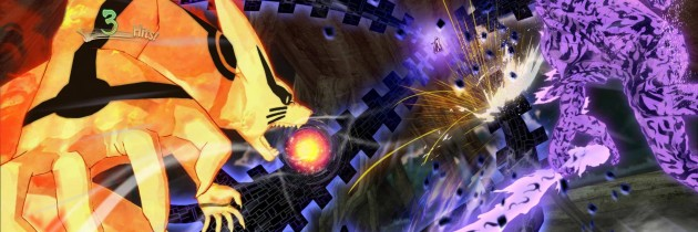 New Naruto Shippuden: Ultimate Ninja Storm 4 Trailer